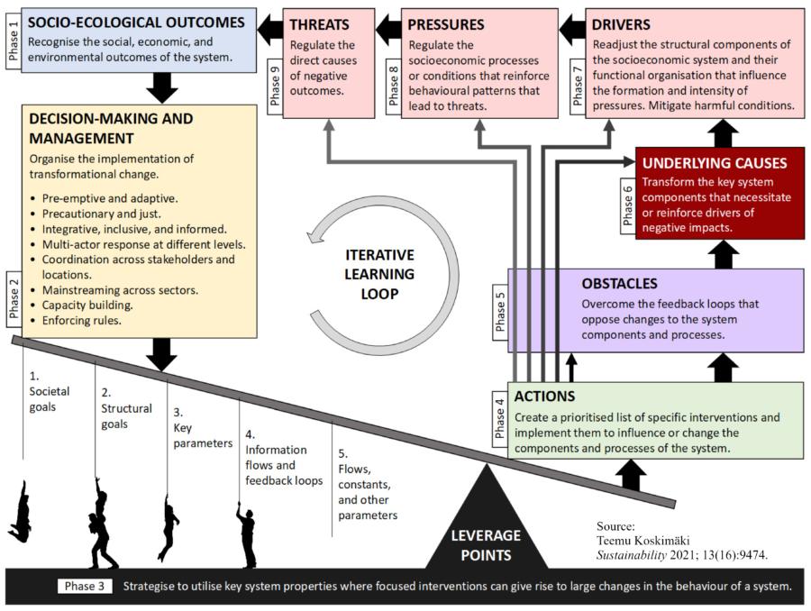 Blueprint for transformational change by Teemu Koskimäki